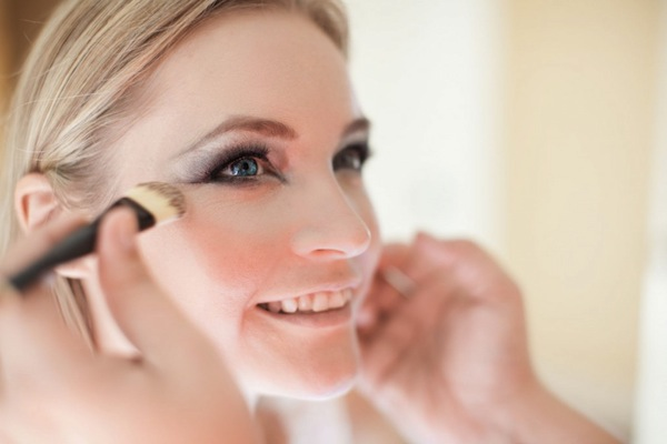wedding photo tips natural bridal makeup