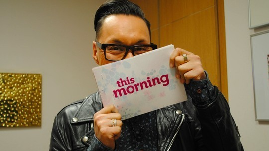 Have your wedding dress designed by Gok Wan with TV show