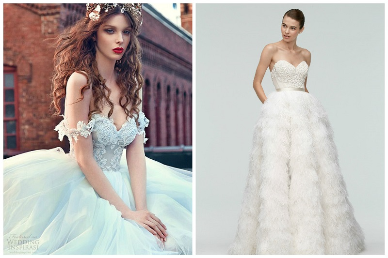Top thirty ball gown or princess wedding dresses for 2016