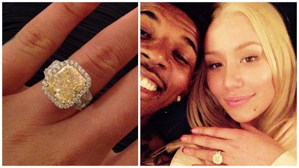 popsugar biggest famous rings celebrity engagement