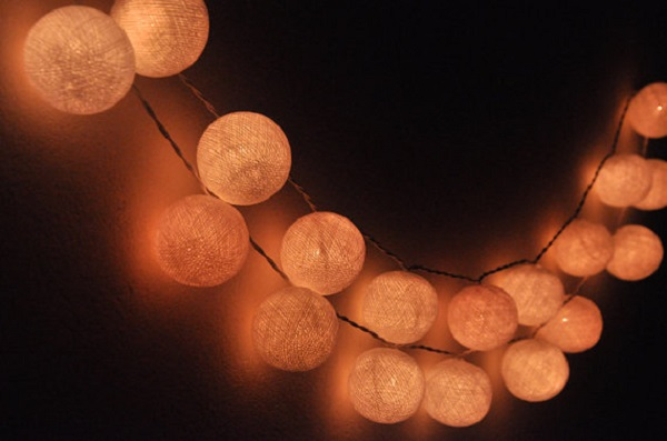 Seven ways to light up your wedding venue