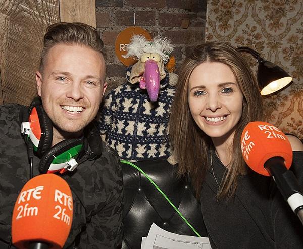 2FM presenter Jenny Greene's Dad helped find wedding dress