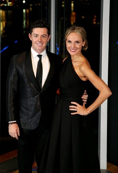 It's official: Rory McIlroy is engaged – see the first pics of the ring