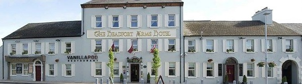 Wedding Showcase at the Headfort Arms Hotel