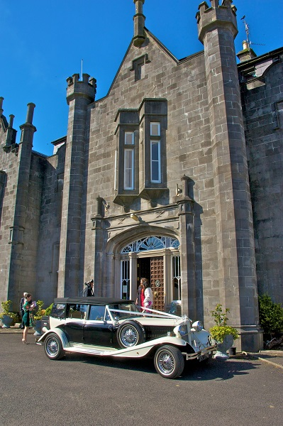 Fairy-tale castle wedding venues in Ireland