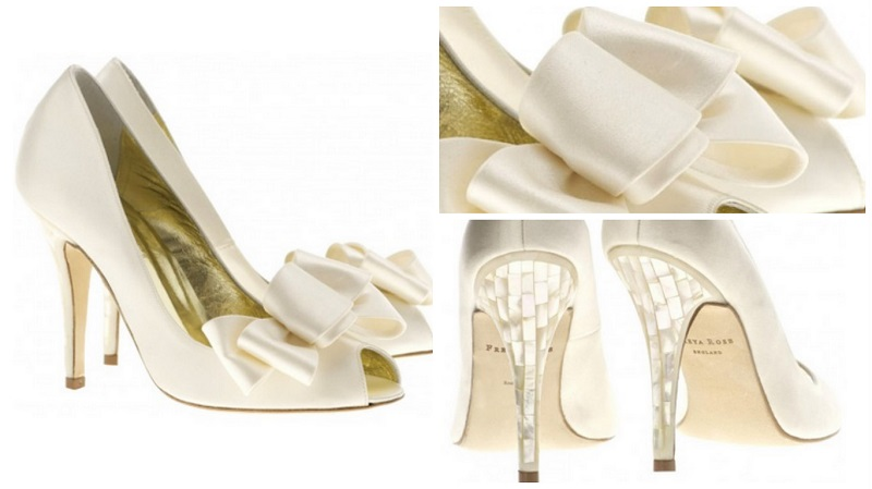 Top 12 statement wedding shoes for 2016