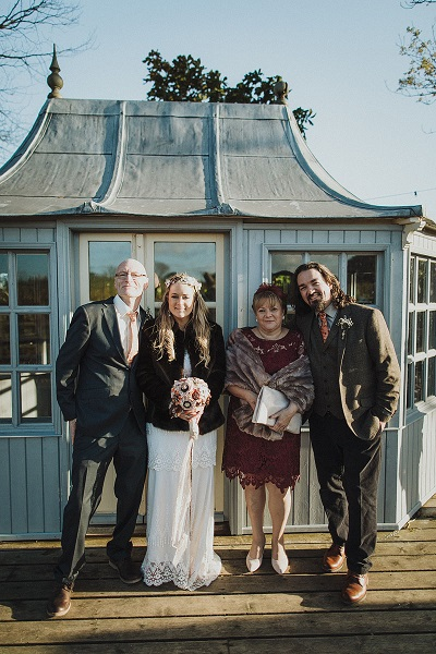 Real Irish Wedding - Julie McGuinness and Fergal Mullally