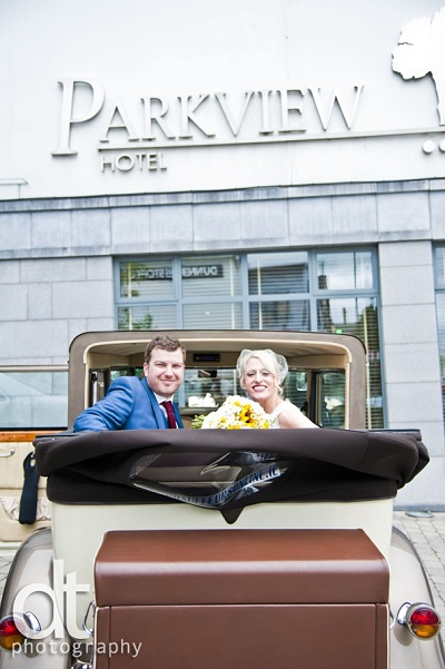 The Parkview Hotel's exclusive Wedding Showcase...
