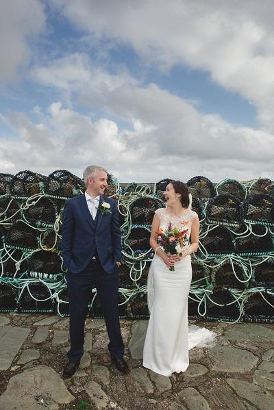 Real Irish Wedding - Laura Fitzgerald & Niall O'Brien