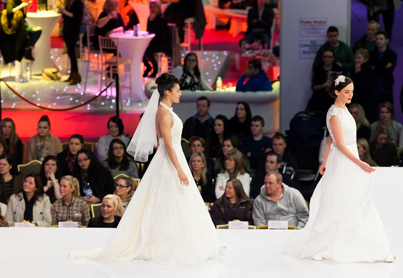 The Wedding Journal Show Dublin catwalk(9)