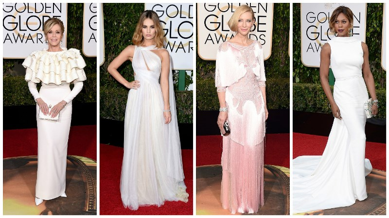 golden globes 2016 fashion
