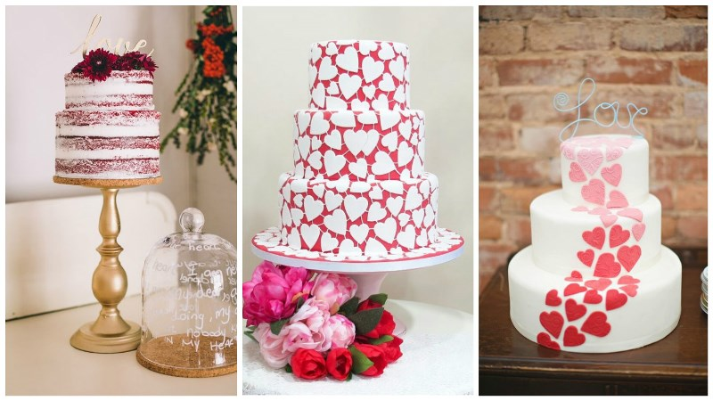 love valentines day wedding inspiration