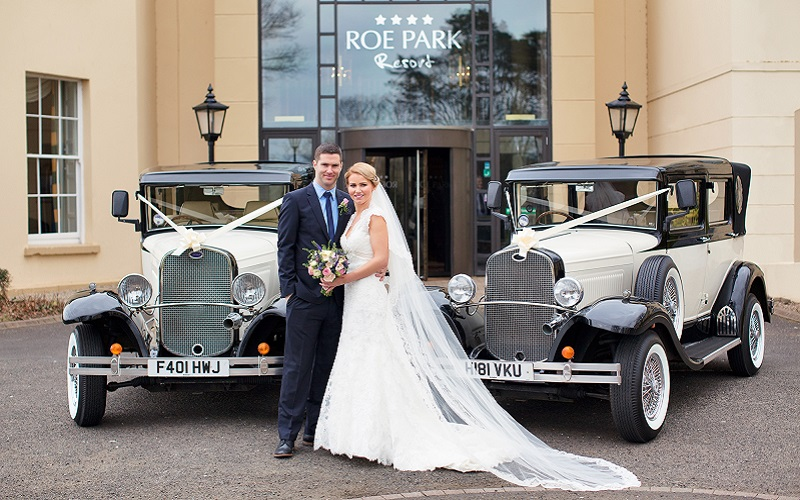 Roe Park Resort Bridal Open Day