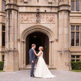 Irish wedding castle venue