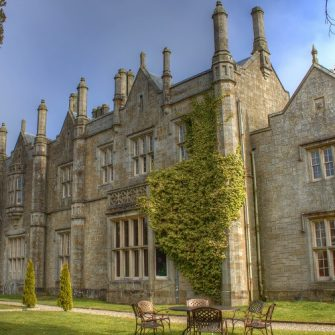Get married in a manor house - unique venue inspiration