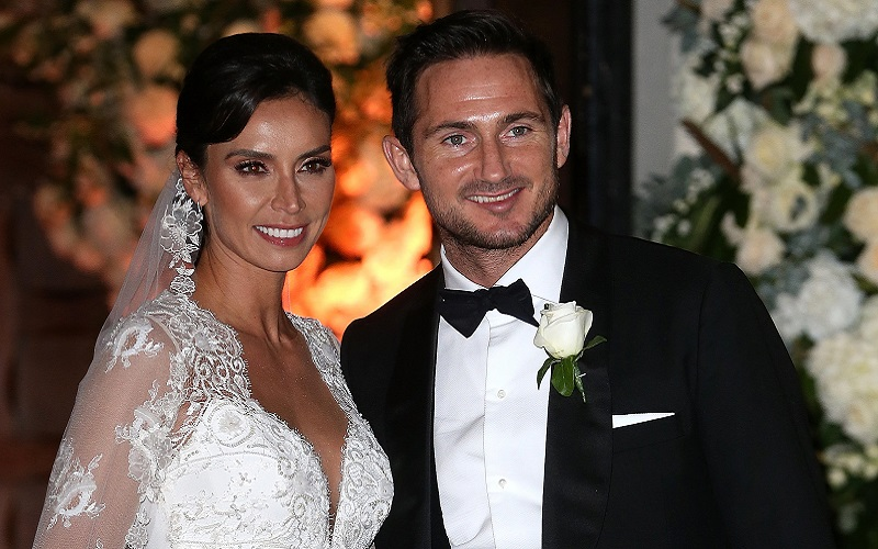 Traditionalist Christine Bleakley changes her name to Lampard