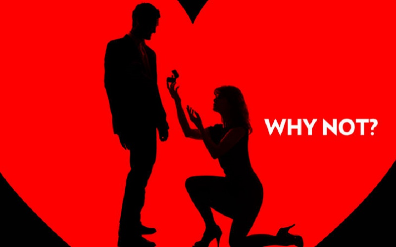 Ladies propose to your partner this leap year and get €10,000