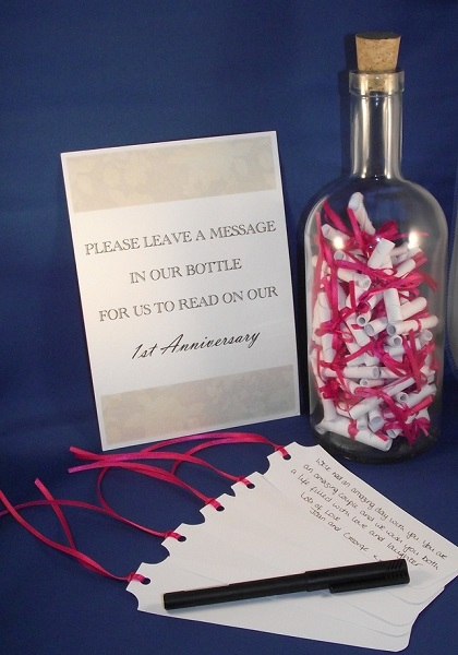 Top Twelve Non Traditional Wedding Guest Book Alternatives
