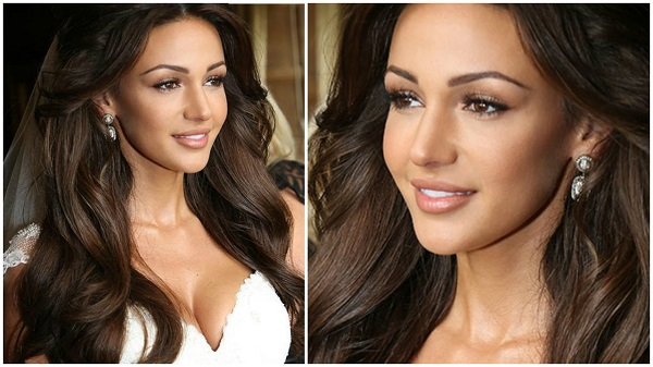 Step-by-step tutorial to get Michelle Keegan's wedding makeup look