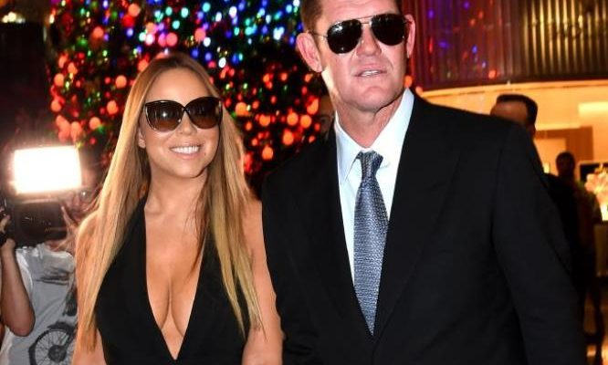 mariah carey and james packer engaged