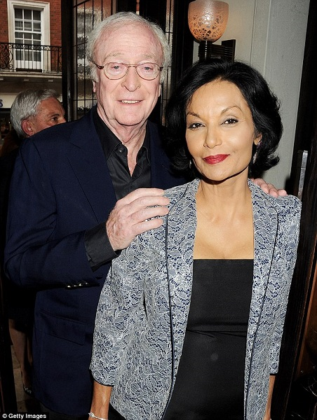 Michael Caine reveals the secret to a happy successful marriage