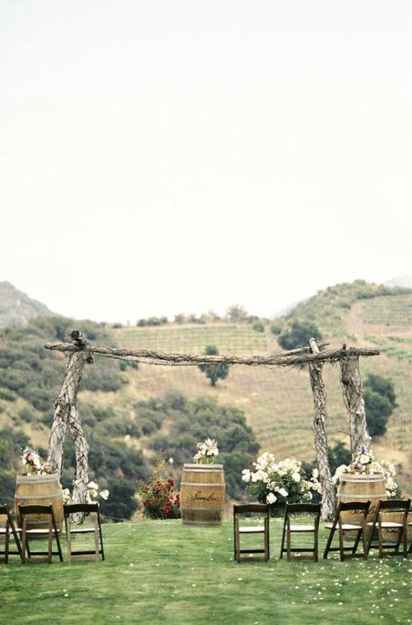 fresh wedding inspiration