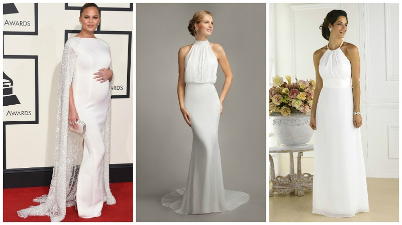 Grammy worthy bridesmaid dresses