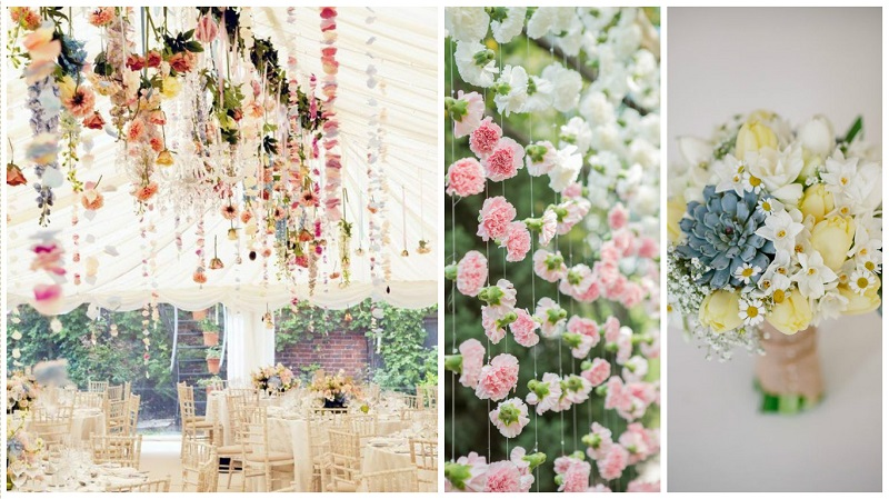 Pinterest wedding inspirtation flowers