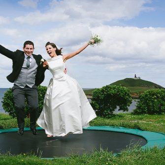Real Irish Wedding - Leanne Matson & Seamus Galvin