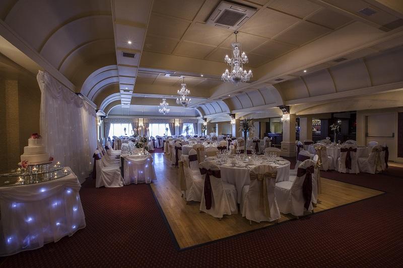 The Castle Arch Hotel – where wedding dreams come true