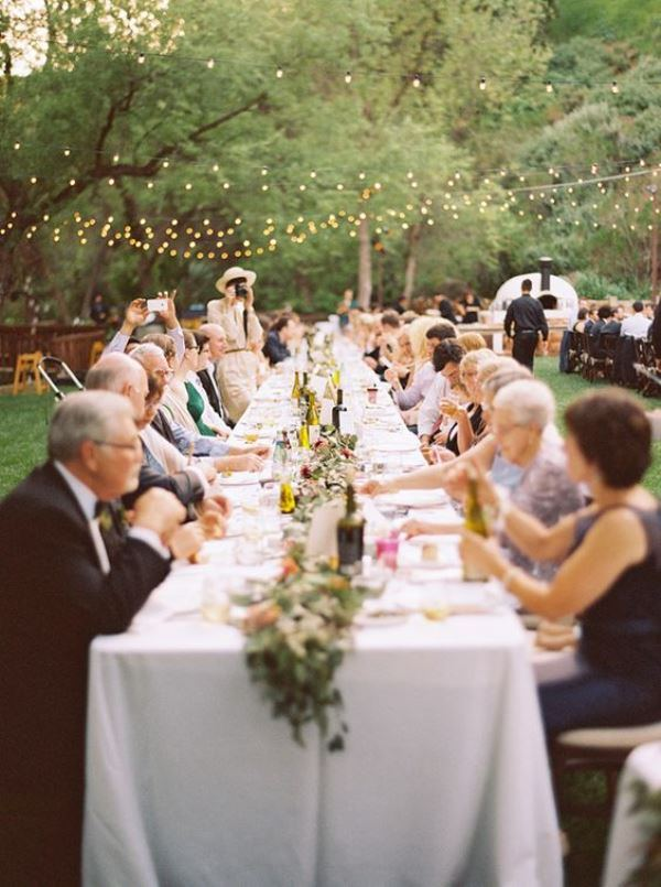 fresh wedding inspiration