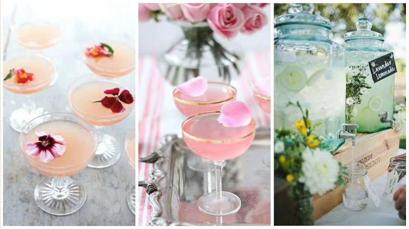 pinterest spring wedding inspiration drinks