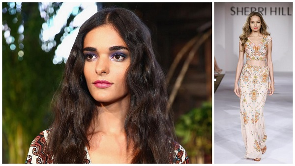 Bridal beauty trends from New York Fashion Week