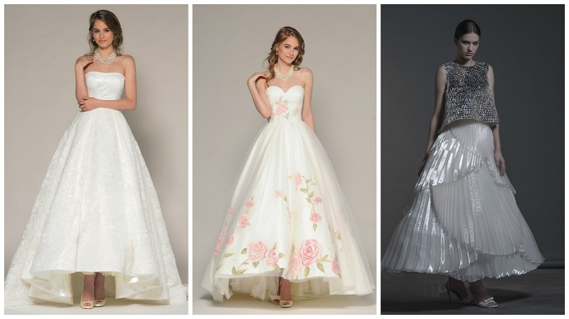 asymmetrical wedding dresses 5
