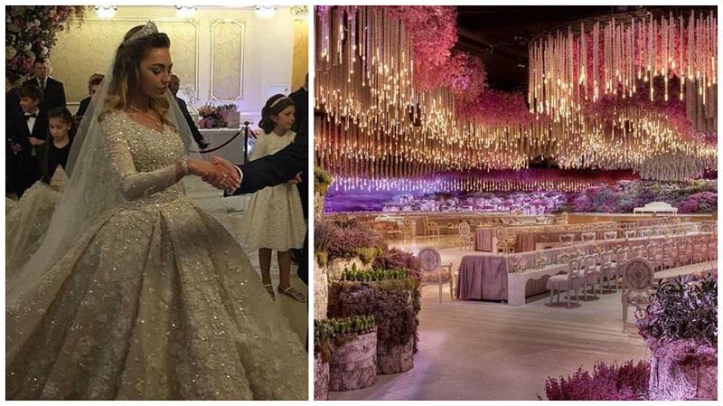billionaire's wedding 4