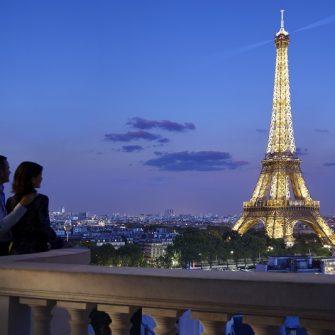Honeymoon at the Shangri-la Paris