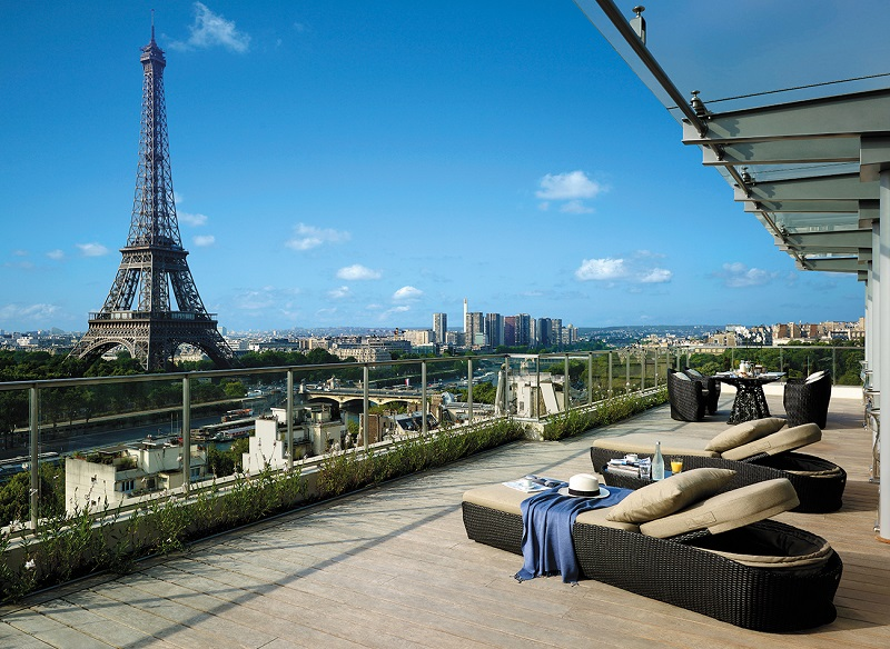 Honeymoon at the Shangri-la Paris 3