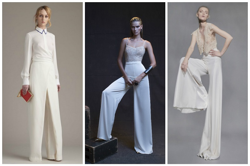 Top 20 jumpsuits for non-traditional brides