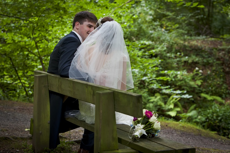 Real Irish Wedding - Lindsey Reddick & Richard Addis
