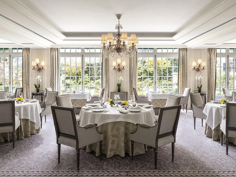 Honeymoon at the Shangri-la Paris 3