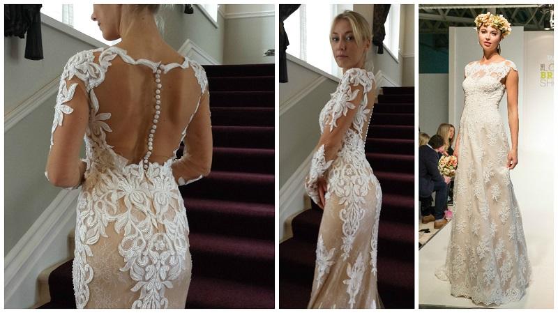 wedding dress trend 2