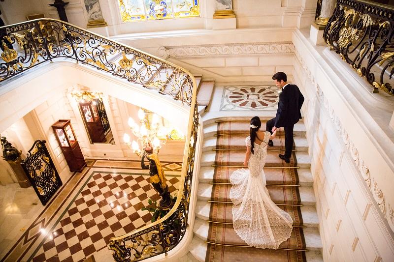 Honeymoon at the Shangri-la Paris 4
