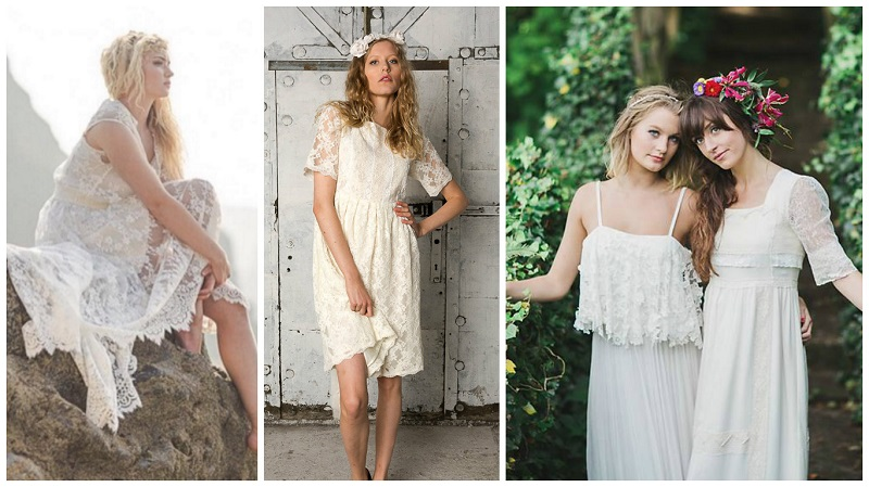 H&M\'s £150 gown and other eco-friendly wedding dresses | Wedding Journal