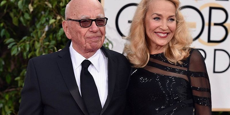 Jerry Hall and Rupert Murdoch set to marry tomorrow