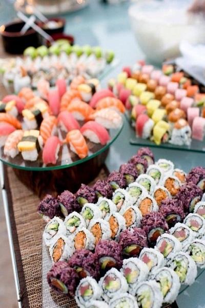 Wedding food 6