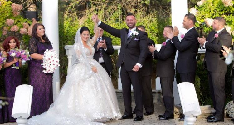 JWOWW MTV geordie shore wedding video