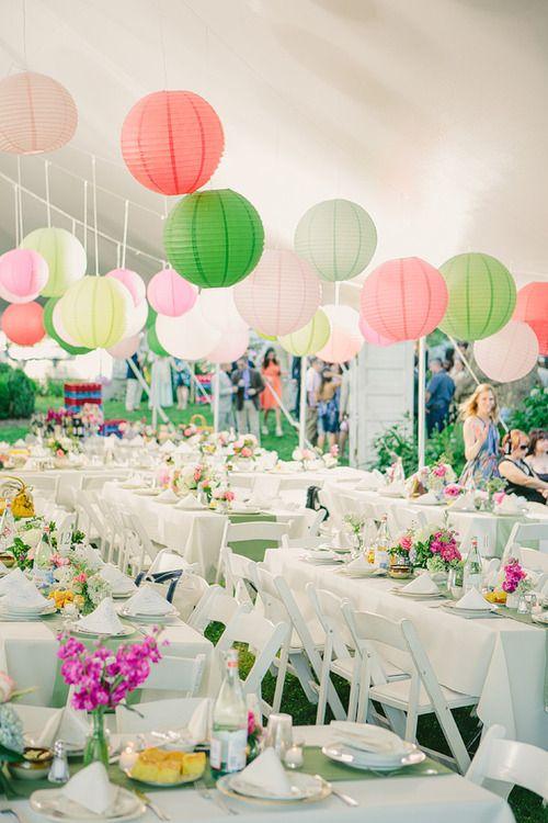 easter wedding ideas - decor 7