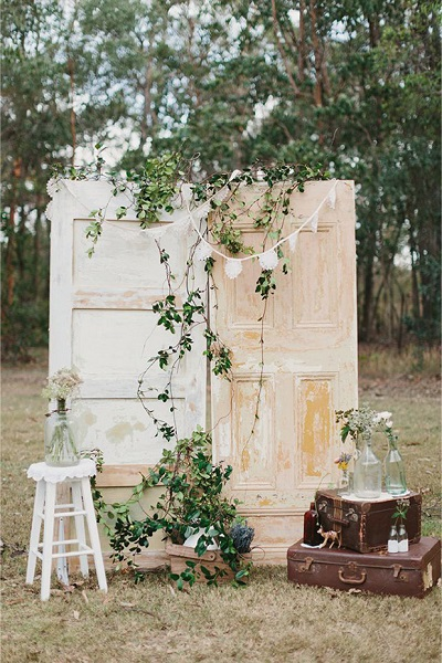 upcycled wedding decor 11