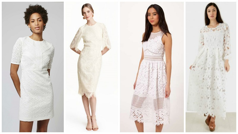 white dresses 7
