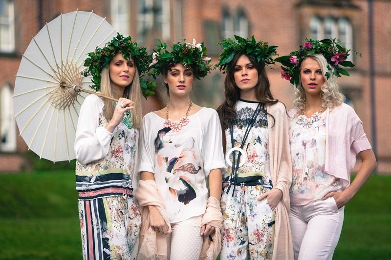 Wedding Guest Summer Fashion Trends 2016 florals